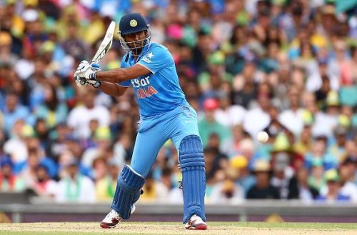 Ambati Rayudu is India's current No.4 in the ODI set-up