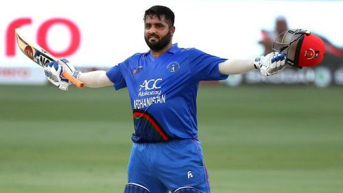 Mohammad Shahzad - The pinch hitter at the top