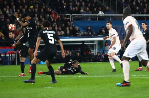 The Kimpembe handball incident change the tide of the Manchester United-PSG tie