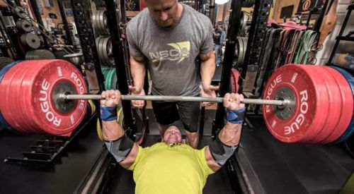 john cena chest workout