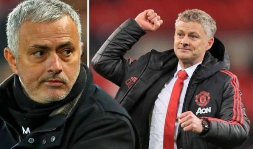 Jose Mourinho was impressed with Solskjaer after he led Man United to a 3-1 win over PSG