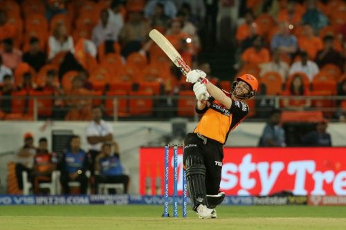 What an innings from David Warner! (Image courtesy: IPLT20/