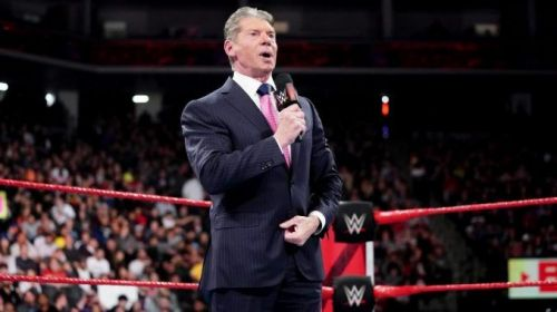 Vince admitted in 1989 that wrestling was fake