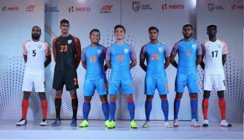 Indian Football Team is set to participate in the King's Cup