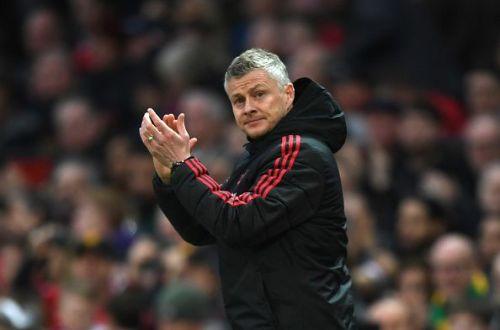 Ole Gunnar Solskjaer - United's interim boss