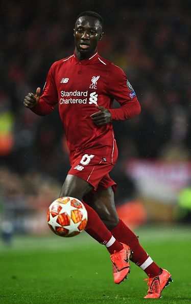 Naby Keita will miss the trip to Germany due to injury