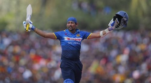 Dilshan retired from international cricket in 2016
