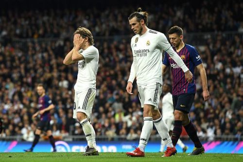 Real Madrid haven't won a Clasico since Cristiano Ronaldo's departure