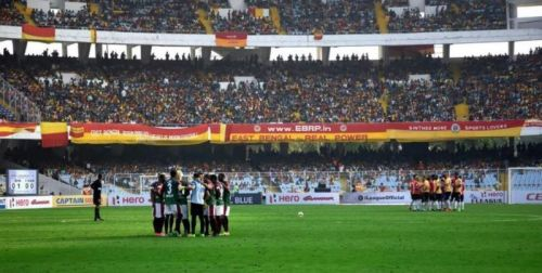 East Bengal had the highest spectator turnout