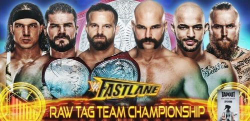 A battle between the best of Raw's Tag Team division