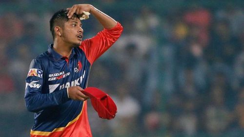 Young Sandeep Lamichhane became the first ever Nepalese player to play in the IPL last year