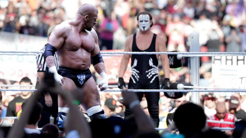No one expected or wanted to see Triple H beat Sting at WrestleMania.