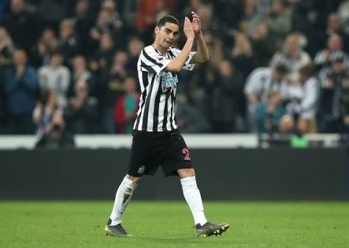 Almiron has been superb since arriving at Newcastle
