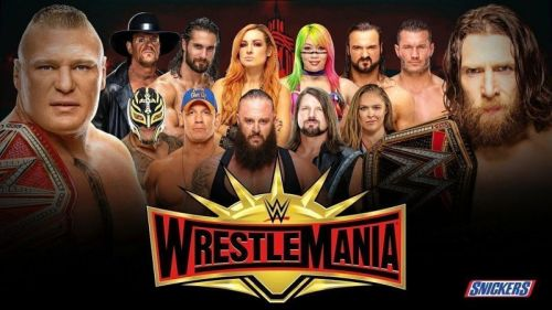What changes/shocks will we see in the WrestleMania card?
