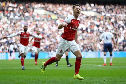 Aaron 'Wembley' Ramsey