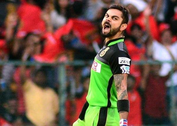 Kohli had a dream IPL season in 2016 as he scored four centuries in a single season