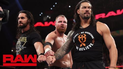 The Shield reunited yet again on the latest edition of Raw