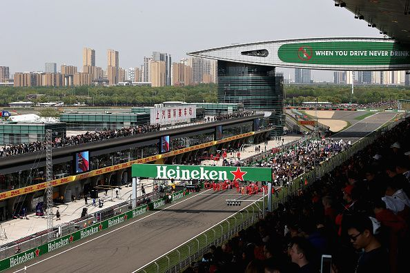 F1 Grand Prix of China