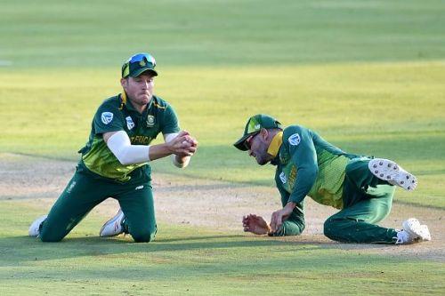 2nd Momentum ODI: South Africa V Sri Lanka