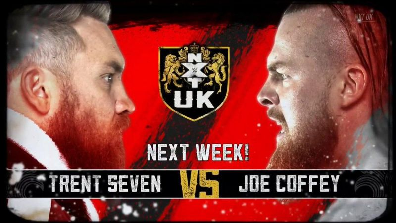 This will be the main event of NXT UK.