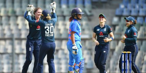 England Women drew first blood in the opening T20I