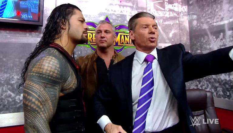 What Vince McMahon might be thinking to do at the pay-per-view