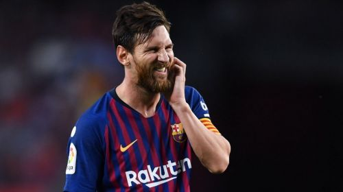 Lionel Messi is yet to play in any league aside La Liga