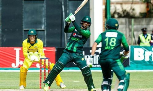 Pakistan will be looking to regain some momentum