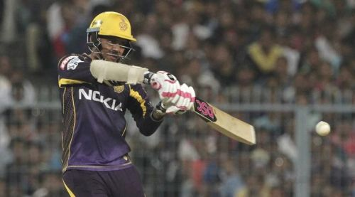 Sunil Narine is a deadly striker of the ball