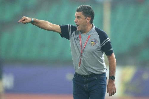 John Gregory confirmed that he will not renew his contract with Chennaiyin FC next season