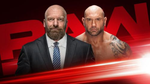 Triple H vs Batista is going to take place at WrestleMania 35