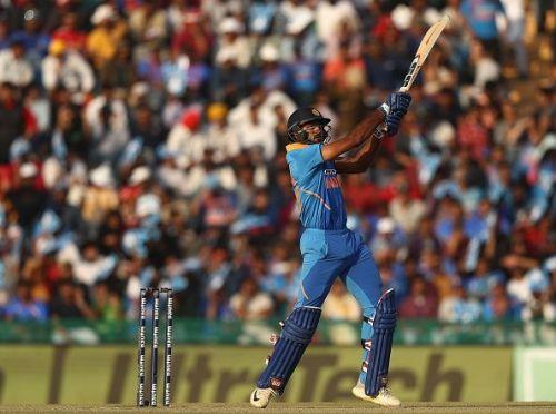 Vijay Shankar is a technically sound batsman