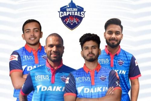 The 'Fab Four' Delhi Capitals players