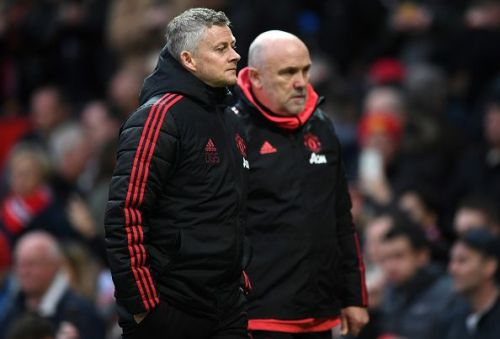Solskjaer and Mike Phelan have got back elements of United teams of the past to the current group of United players.