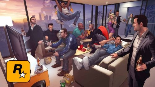 GTA is Rockstar's most famous franchise
