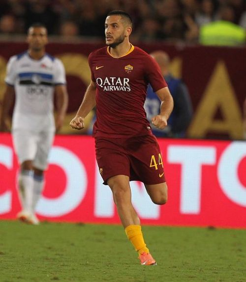 The Greek defender is back in the squad for AS Roma