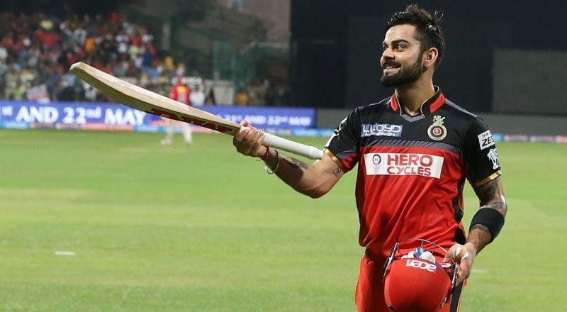 Virat Kohli has represented the Royal Challengers Bangalore since the inaugural IPL season