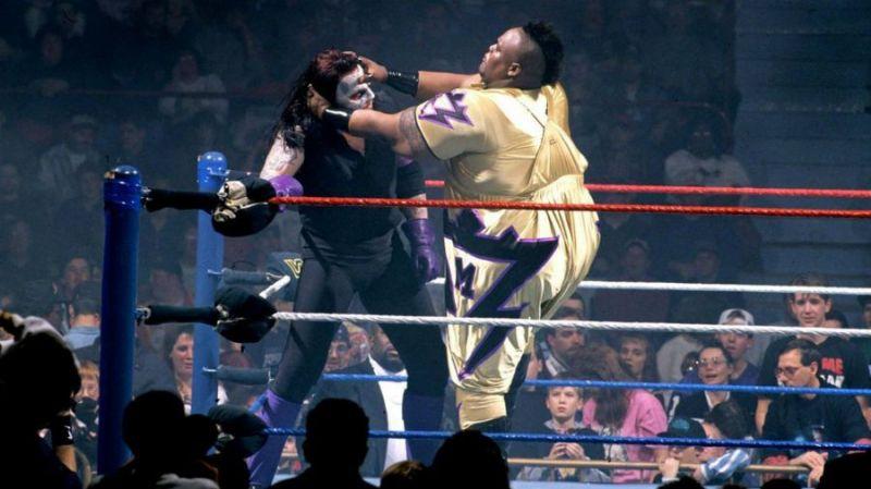 Undertaker vs Mabel