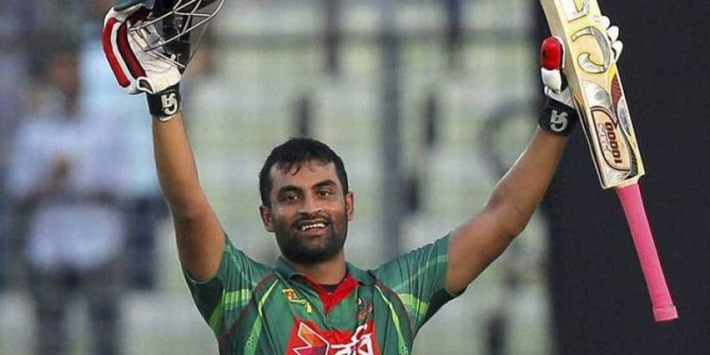 Tamim Iqbal - The big hitter at the top for Bangladesh