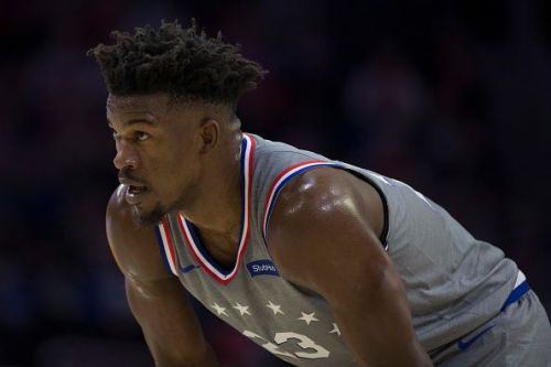 Jimmy Butler scored 22 points to help the 76ers go past the Kings