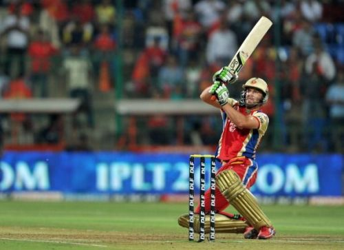 ABD is one of the most successful batsmen in IPL
