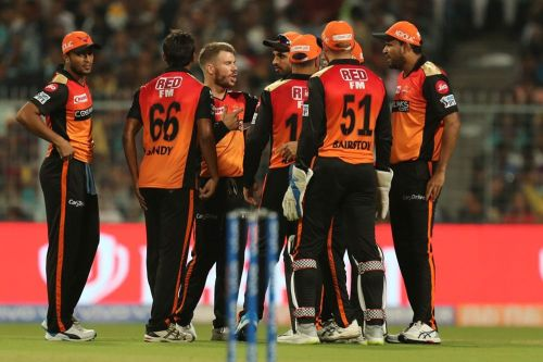 SRH look the stronger side ahead of this match. (Image Courtesy: IPLT20)