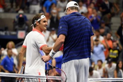 This will be the first time Isner and Federer are meeting in the final of an ATP Masters tournament.