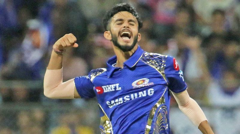Mayank Markande started IPL2018 with a bang