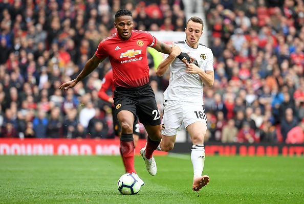 Antonio Valencia leaves Manchester United after almost 10 years of service.