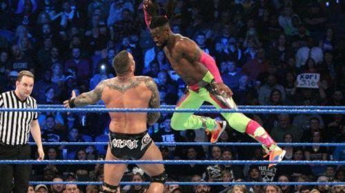 Kofi Kingston's WrestleMania opportunity kicked off the second hour of SmackDown