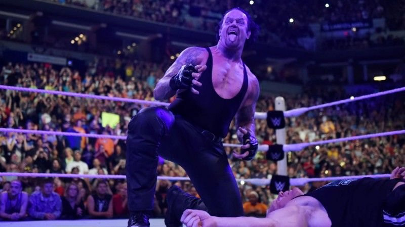 undertaker wrestlemania records