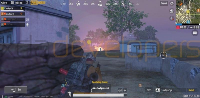 RPG-7 in PUBG Mobile (Credits - XDA Developers)