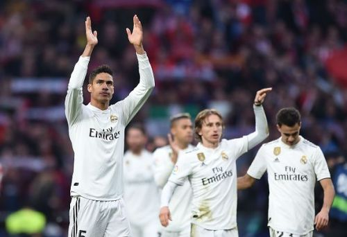 Raphael Varane will want to test himself in another league after winning everything in Spain