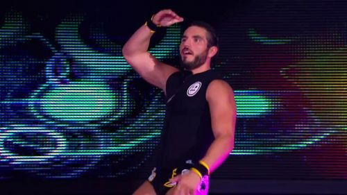 Johnny Gargano has been wrestling for more than 15 years